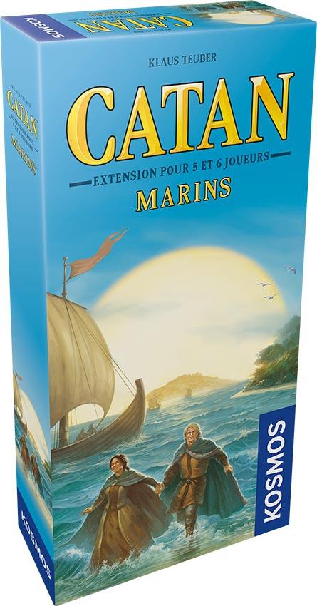 Catan : Marins (5/6 joueurs)