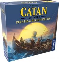 Catan : Pirates & Découvreurs