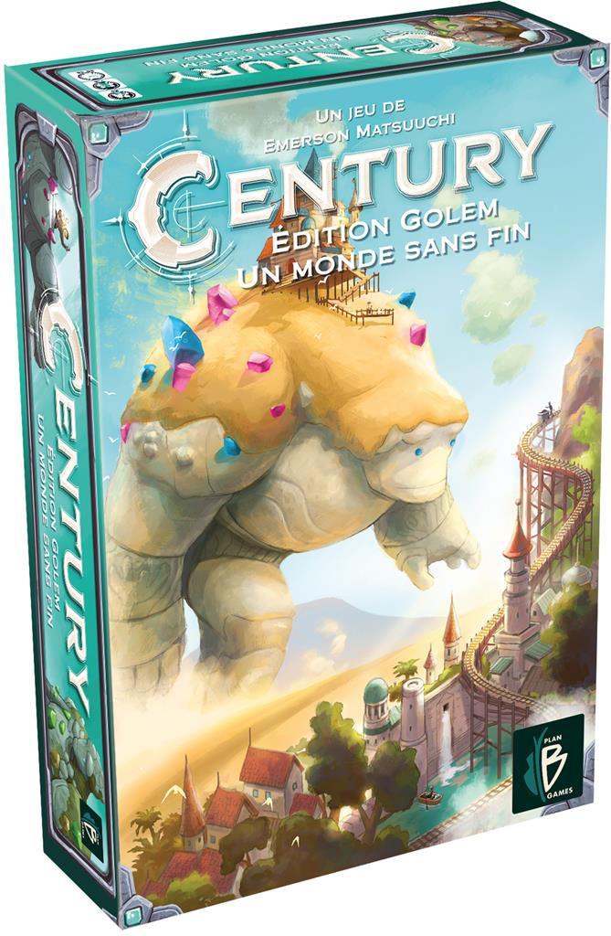 Century : Édition Golem - Un Monde sans Fin