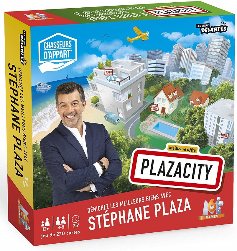 Chasseur d\'Appart Plaza City