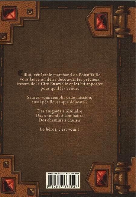 Chevaliers livre 3 verso