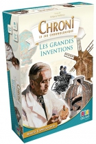 Chroni : Les Grandes Inventions