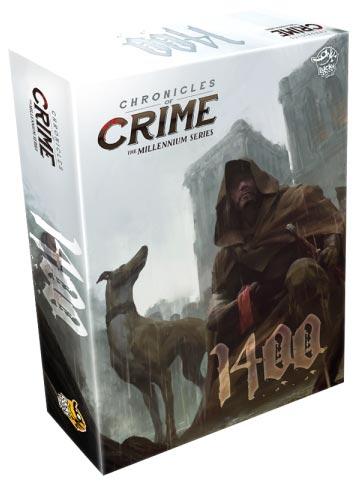 Chronicles of Crime Millenium - 1400 Le Jeu