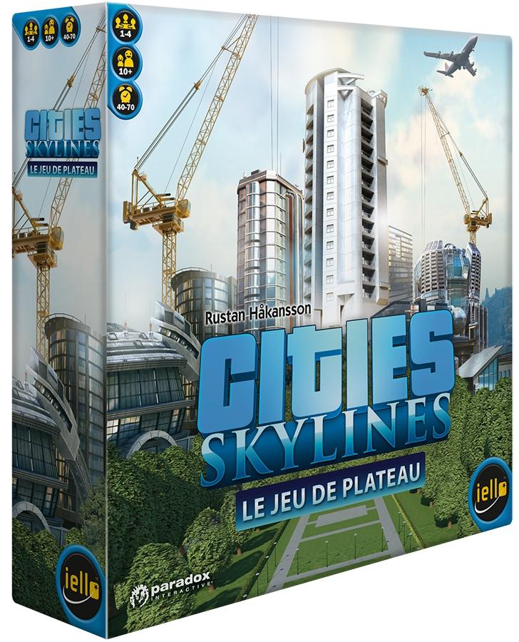 Cities Skylines : Le Jeu de Plateau