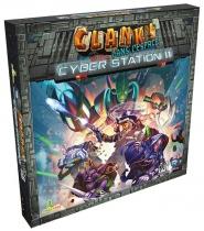 Clank! Dans l\'espace! : Cyber Station 11 + Carte Goodie Cy-Globe