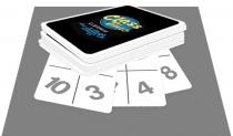 Class Time - Bataille des Chiffres (55 cartes)