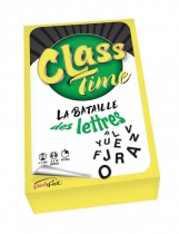 Class Time - Bataille des Lettres (55 cartes)