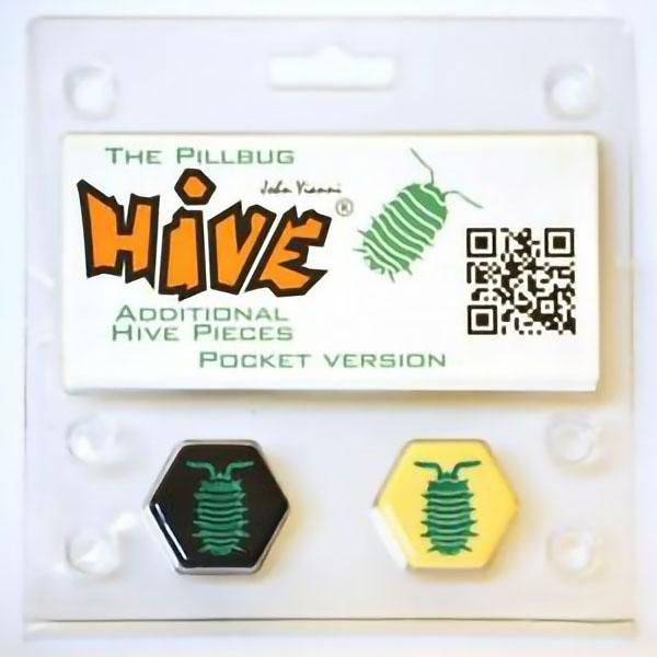 Cloporte (Pillbug) - Hive pocket (Ext)