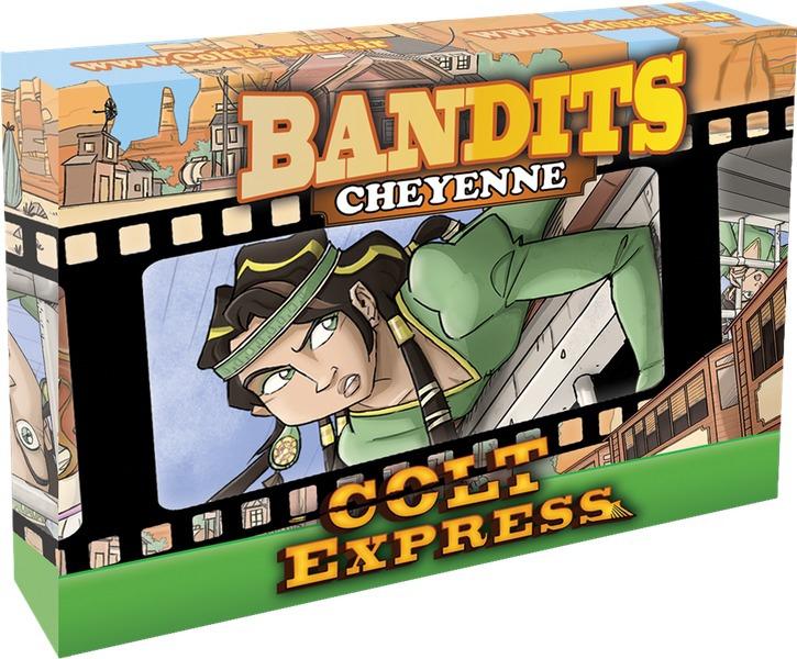 Colt Express : Cheyenne pas cher