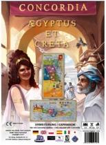 Concordia : Aegyptus & Creta