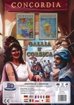 Concordia : Gallia & Corsica
