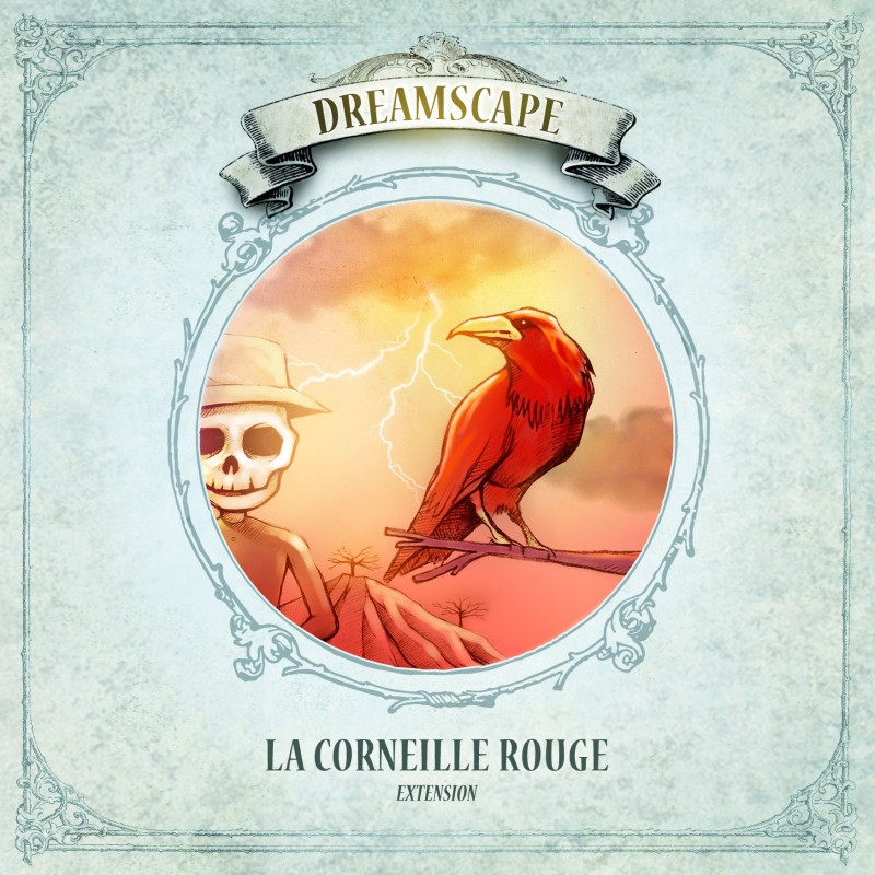 Corneille Rouge - Ext Dreamscape