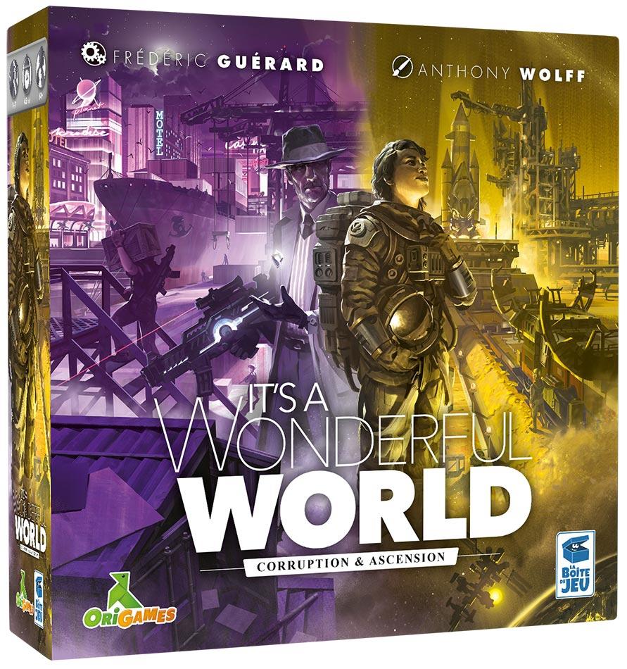 Corruption & Ascension - It\'s a Wonderfull World (Ext)
