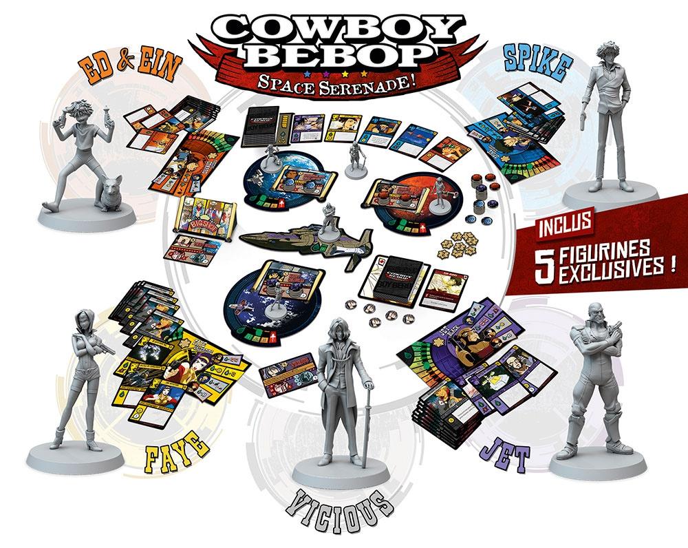 Cowboy Bepop - Space Serenade