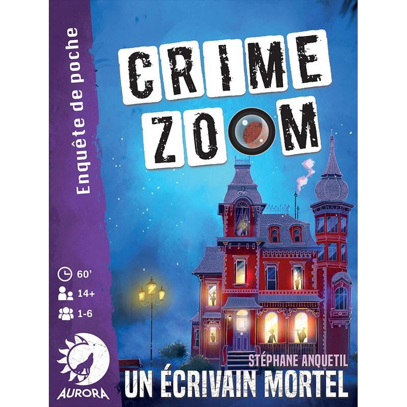 Crime Zoom - Un Écrivain Mortel