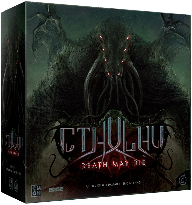 Cthulhu : Death May Die