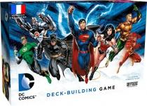 DC comics Deck-Building FR