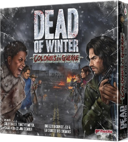 Dead of Winter : Colonies en Guerre (Extension)
