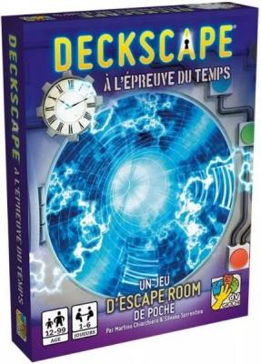 Deckscape : À l\\\'Épreuve du Temps