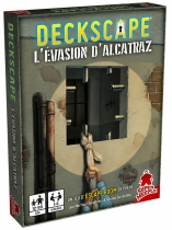 Deckscape : L\'Évasion d\'Alcatraz