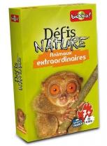 Défis Nature : Animaux Extraordinaires