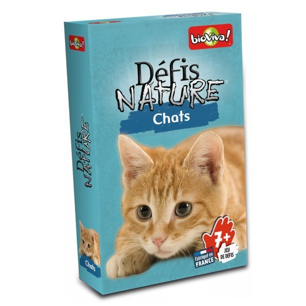 Défis Nature : Chats