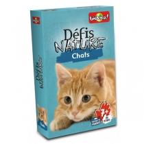 Défis Nature : Chats