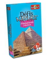 Défis Nature : Monuments Fabuleux