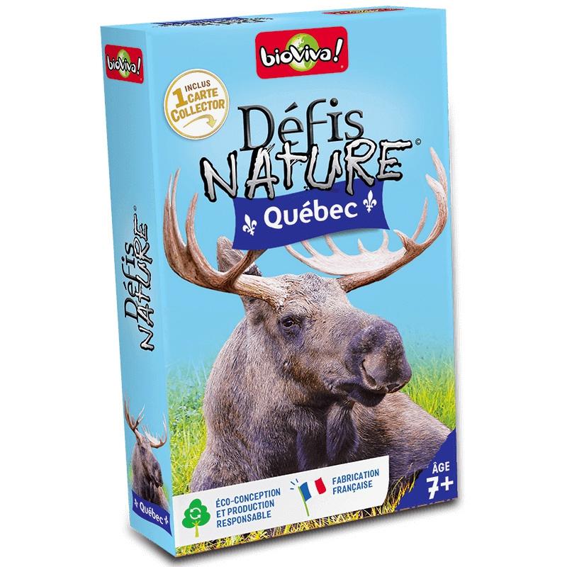 Défis Nature : Québec