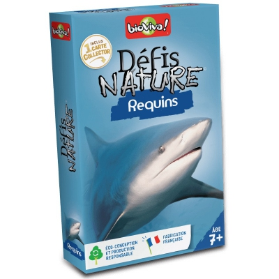 Défis Nature : Requins