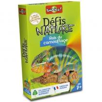 Défis Nature : Rois du Camouflage