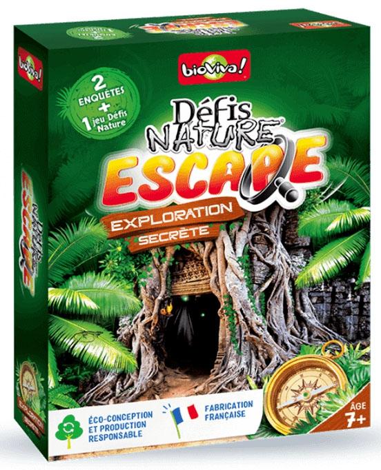 Défis Nature Escape : Exploration Secrète