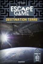 Destination Terre - Escape Game Book