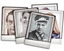 Detective : Portraits Polaroid (x30)