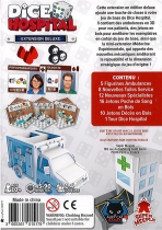 Dice Hospital - Deluxe Extension