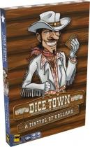Dice Town - Pour Une Poignée de Cartes