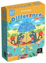 Différence Junior