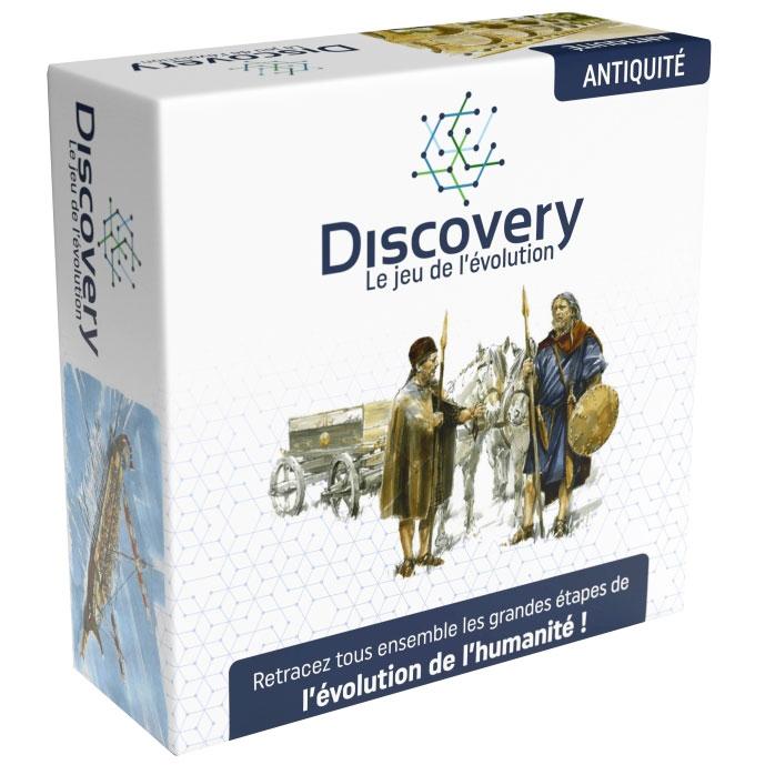 Discovery - Le Jeu de l\'Évolution : Antiquité