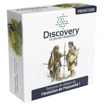 Discovery - Le Jeu de l\'Évolution : Préhistoire