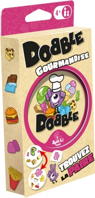 Dobble Gourmandise