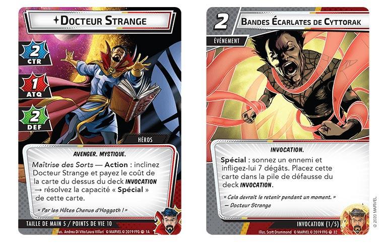 Docteur Strange (Marvel Champions JCE)