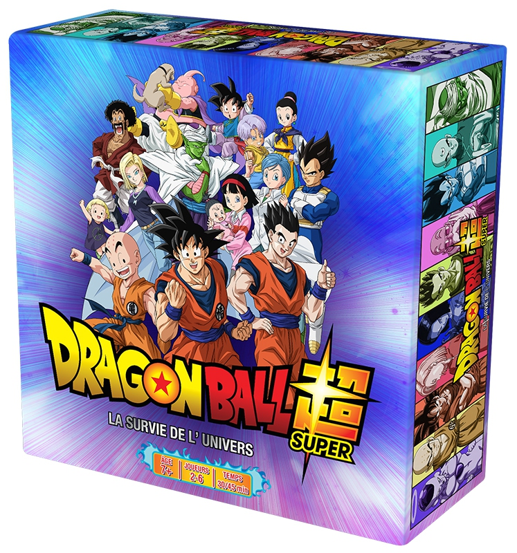 Dragon Ball Super : La Survie de l\'Univers
