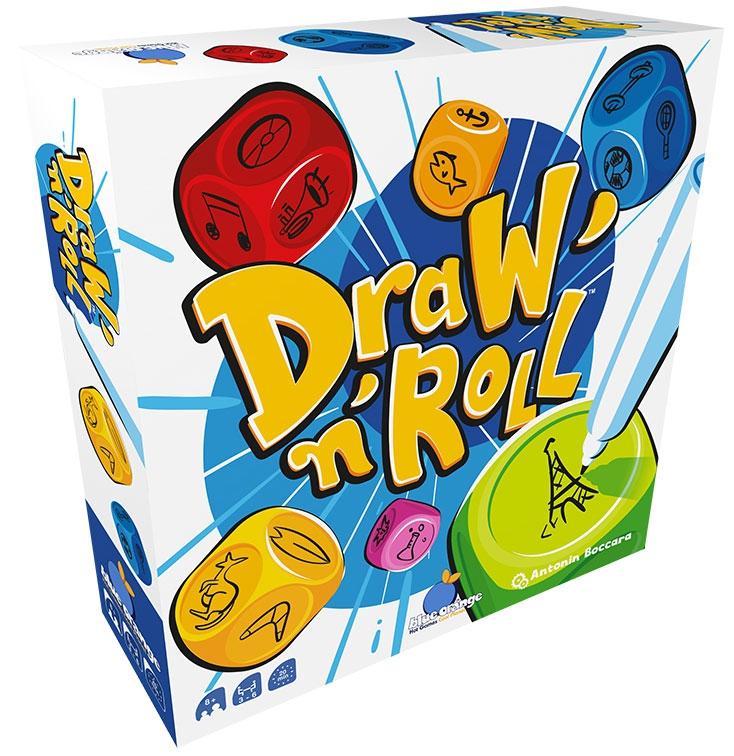 Draw N\'Roll