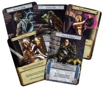 Dungeon Roll cartes