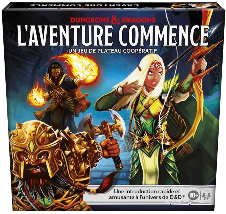 Dungeons & Dragons : L\'Aventure Commence