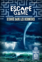 Échoué dans les Bermudes - Escape Game Book