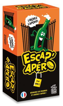 Escap\'Apéro - Level 2
