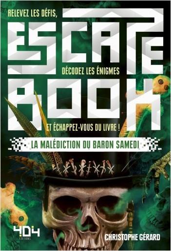 Escape Book - La Malédiction du Baron Samedi