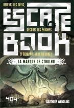 Escape Book - La marque de Cthulhu