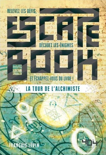 Escape Book - La Tour de l\\\\\\\'Alchimiste
